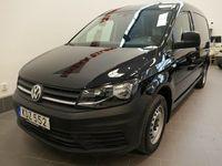 gebraucht VW Caddy Maxi 2.0 TDI Skåp Euro 6 Drag Bt S+V-hjul