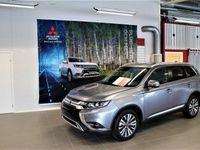 begagnad Mitsubishi Outlander Komfort Plus 2.0 4WD CVT Euro 6 150hk