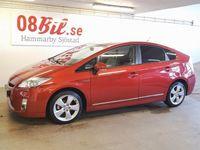 begagnad Toyota Prius 1.8 EXECUTIVE / NAVI / SKINN -12