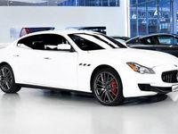 begagnad Maserati Quattroporte QP S V6 410hk Q4 AWD Sedan