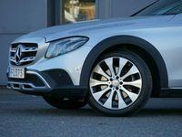 begagnad Mercedes E220 194hk 4M All-Terrain Navi Pano Värmare