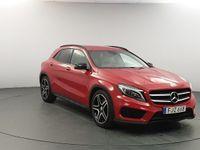 usata Mercedes GLA220 AMG-PKT NAVI EU6 H/K
