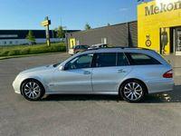 begagnad Mercedes E320 CDI
