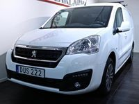 begagnad Peugeot Partner VAN BLUEHDI AUT VÄRMARE REA-RACE