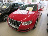 begagnad VW Passat TDI140 4M SPORTLINE -10
