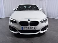 begagnad BMW 118 i M-Sport