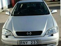 begagnad Opel Astra 1.6