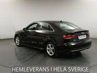 begagnad Audi A3 Sedan 1.0 TFSI Comfort Eu6 Sport Proline 2017, Halvkombi Pris 173 900 kr