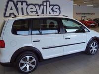 begagnad VW Touran Cross Touran