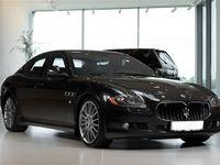begagnad Maserati Quattroporte Sport GTS *Inkommande* -09