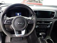 begagnad Kia Sportage 1,6T-GDI AWD AUT GT-LINE