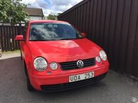 begagnad VW Polo 1.2 -02