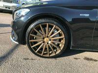 begagnad Mercedes C43 AMG AMGCoupé 4MATIC 9G-Tronic AMG Sport Euro 6 367hk