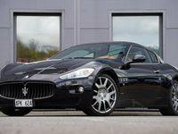 begagnad Maserati Granturismo 405hk Sv-såld BOSE 4417MIL