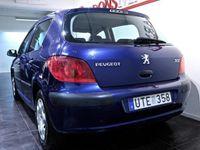 begagnad Peugeot 307 1.6 110HK M-VÄRMARE