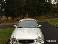 begagnad Hyundai Accent 2004