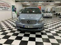 begagnad Mercedes B170 170/116hk/halvkombi/M&K/0:-KONTANT/