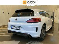begagnad VW Scirocco R