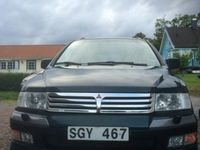 begagnad Mitsubishi Space Wagon 2.4 GDI VIP Eco Drive -01