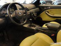 begagnad BMW M3 Cabriolet E46 343hk SVENSKSÅLD, Hardtop 2002