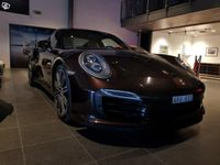 gebraucht Porsche 911 Turbo S 991 Sv-Såld, 1 Ägare -14