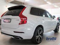 begagnad Volvo XC90 D5 AWD R-Design Luftfjädring B&W P