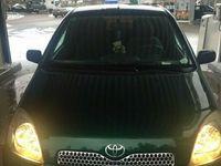 begagnad Toyota Yaris 1.0 3dr(68hk) 200