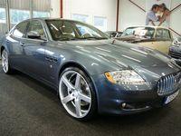begagnad Maserati Quattroporte 4,7 S GTS Executive,22tum,Nybes Sedan