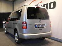 begagnad VW Caddy Maxi Life 2.0 140 TDI 4M DSG -15