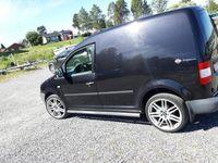 begagnad VW Caddy 1.9 tdi harley-davidson edition