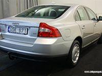 begagnad Volvo S80 2.0F Flexifuel Kinetic Sedan 2008