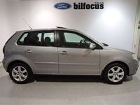 begagnad VW Polo 1.4 80hk Edition 60