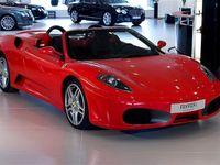 begagnad Ferrari F430 Spider F1 Sportkupé