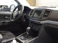 begagnad VW Amarok Highline TDI 224 hk LÅGSKAT