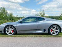 begagnad Ferrari 360 Modena F1 V8 Aut Paddlar Uttagen Mars -05 18 tum Alu