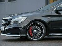 begagnad Mercedes CLA45 AMG AMG360hk 4M Panorama H/K Navi 6411MIL
