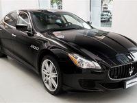 begagnad Maserati Quattroporte GTS V8 530 HK RWD Sedan