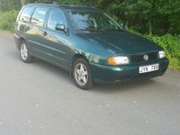 begagnad VW Polo kombi -98