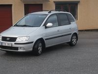 begagnad Hyundai Matrix 1.8 M5,7700mil -08