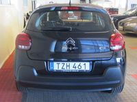begagnad Citroën C3 Black Launch Pure Tech (82 HK) LÅGA MIL