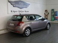 begagnad Kia cee'd 1.6 5dr (126hk) AUTO