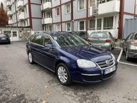 begagnad VW Golf Variant 1.6 Multifuel 102hk,