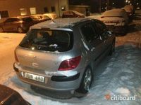 begagnad Peugeot 307 automat..