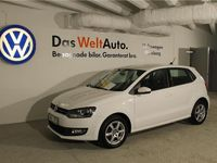 begagnad VW Polo 1.4 85 MASTERS Halvkombi