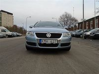begagnad VW Passat 2.0 TDI 4-Motion\\ Nybesiktad\\ Kombi