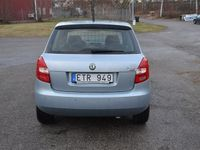 brugt Skoda Fabia 1.6TDI (90hk)-Nybes-Lågmil -11