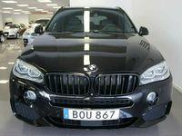 begagnad BMW X5 30D X-Drive M-Sport Svensksåld Headup 7-Sits OBS Spec 2015, SUV Pris 429 900 kr