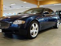 begagnad Maserati Quattroporte 4.2 V8 Aut MultitronicNAVI Sedan