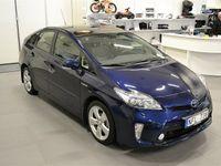 begagnad Toyota Prius 1.8 HSD executive Nav Backkamera Halvkombi