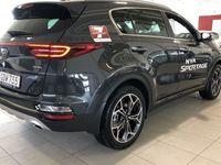 begagnad Kia Sportage 2.0 CRDI MHEV AUT AWD GT LINE